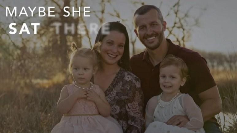 Chris Watts from American Murder: The Family Next Door