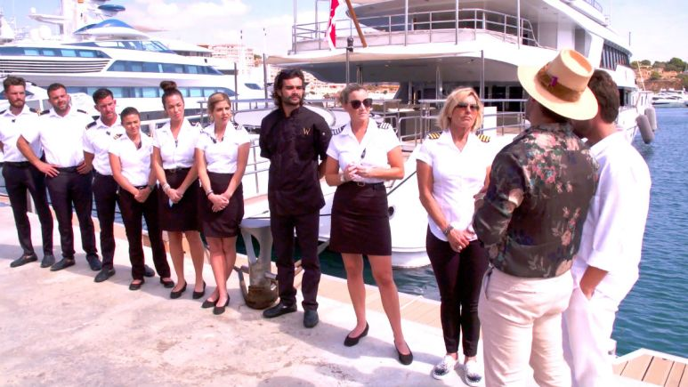 Below Deck Med is being accused of being scripted reality television.