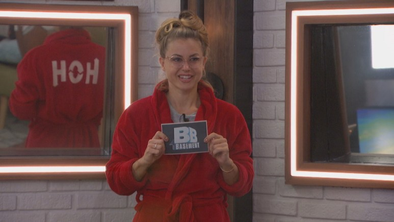 Christmas Is Doing Well On BB22