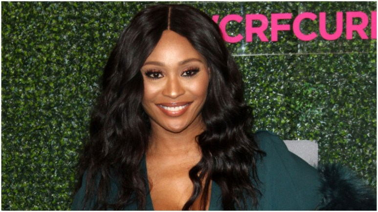16 February 2017 - Los Angeles, California - Cynthia Bailey. An Unforgettable Evening Benefiting The Womens Cancer Research Fund held at the Beverly Wilshire Hotel