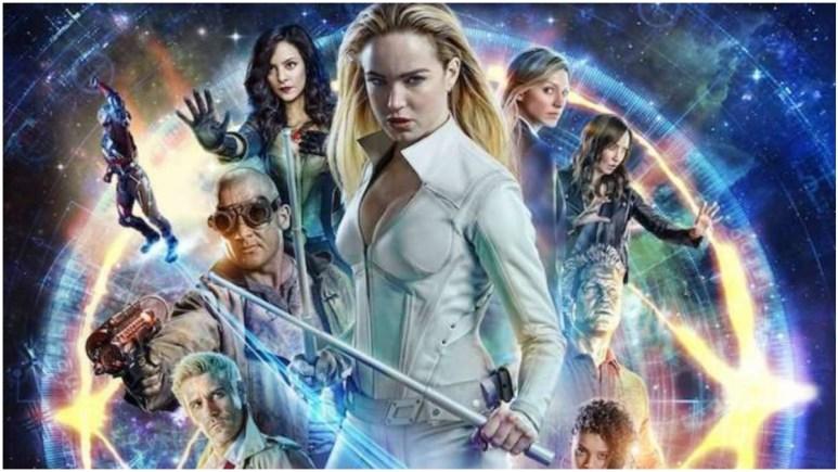 DC's Legends of Tomorrow Season 6 release date