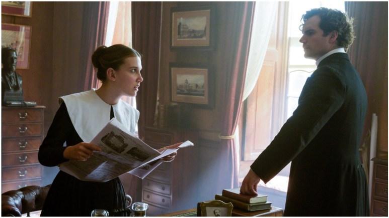 Enola Holmes review Netflix