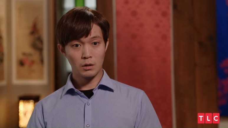 Jihoon Lee on 90 Day Fiance The Other Way