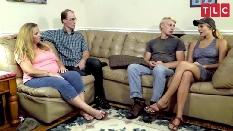 Kim, Barry, Ethan, and Olivia Plath.