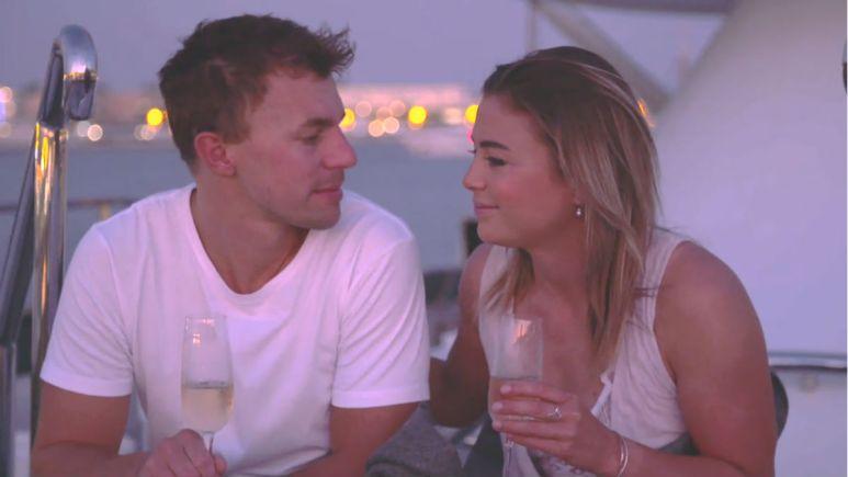 Below Deck Med star Malia White hints Tom Checketts was unfaithful amid split rumors.