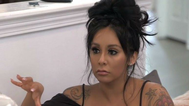 Is Snooki trading in Jersey Shore for The Real housewives of New Jersey?