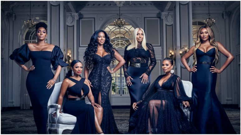RHOA cast photo