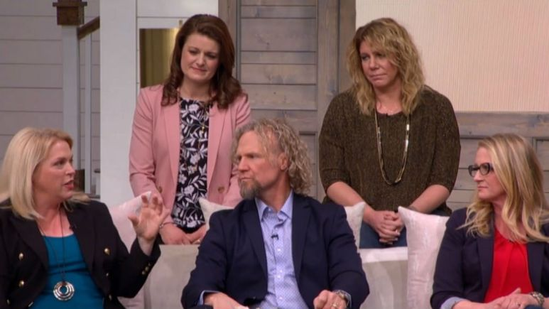 Christine Brown's cousin slams Sister Wives and polygamy,