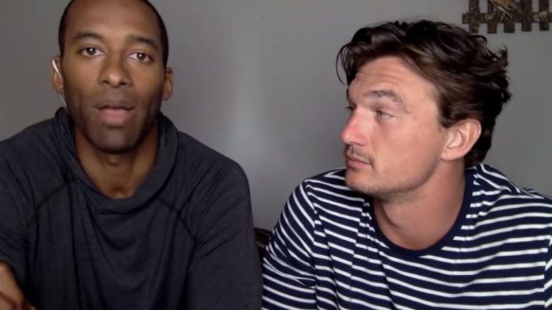 Tyler and Matt