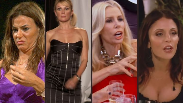 The 5 most memorable moments on RHONY