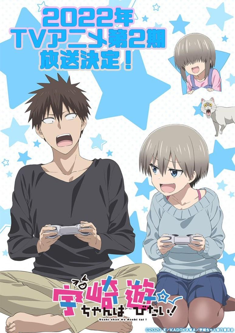 Uzaki-chan Season 2