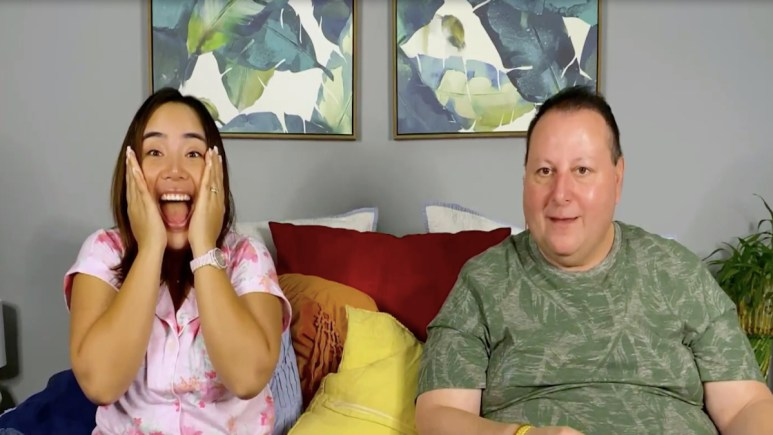 annie and david on 90 day fiance pillow talk