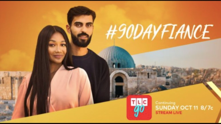 Brittany and Yazan of 90 Day Fiance: The Other Way. Pic credit: TLC