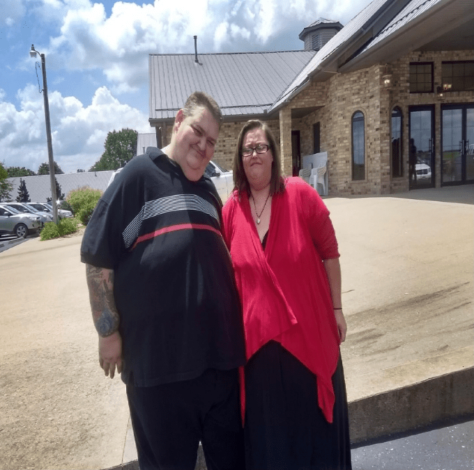 my 600-lb Life Lee and Rena