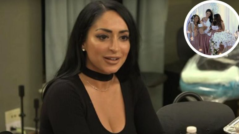 Angelina Pivarnick is being blasted for her treatment of cast and crew on Jersey Shore Family Vacation.