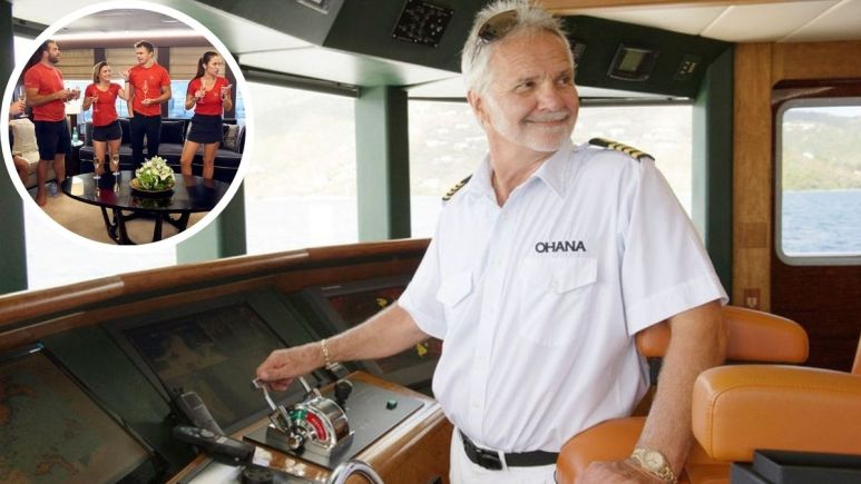There are only two members from Below Deck Med Season 5 Captain Lee would work with.