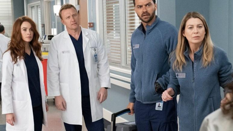Grey's Anatomy Season 17 release date