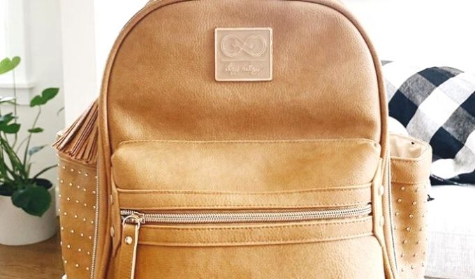 chelsea and cole itzy ritzy diaper bag backpack