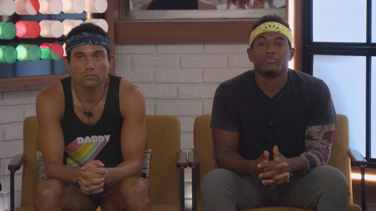 Kevin And David Noms BB22