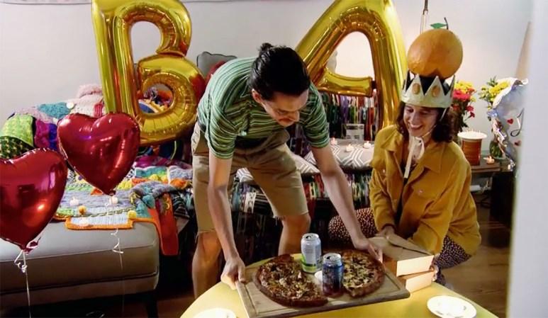 MAFS Season 11 couple Amelia and Bennett celebrating together