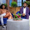 MAFS Season 11 couples Karen Miles and Woody and Amani on reunion stage