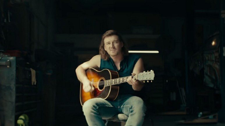 Morgan Wallen performs More Than My Hometwon