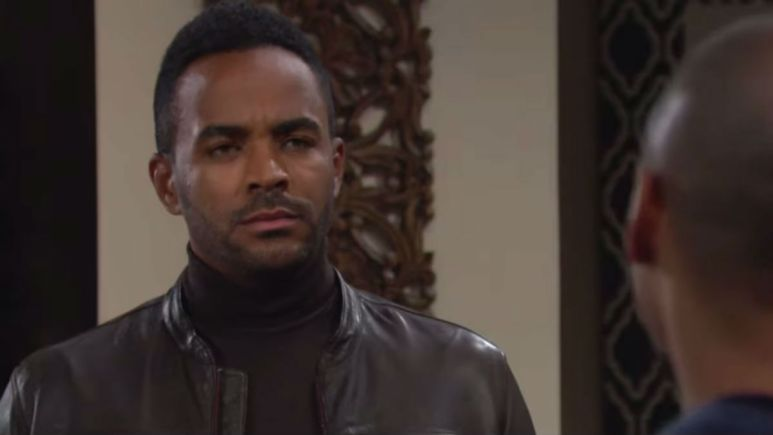 The Young and the Restless spoilers tease Devon puts Nate in the hot seat.