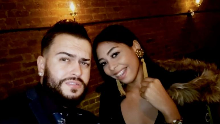 Nicole Jimeno has been hiding a secret boyfriend in the 90 Day Fiance spin-off The Family Chantel.