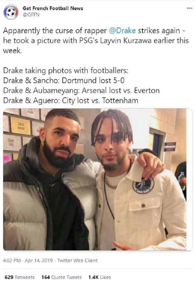 The Drake Curse