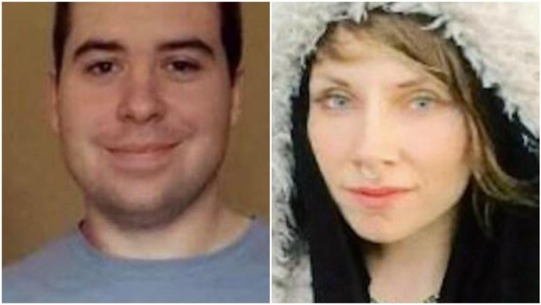 Profile pics of Tyler Davis and Kristal Reisinger