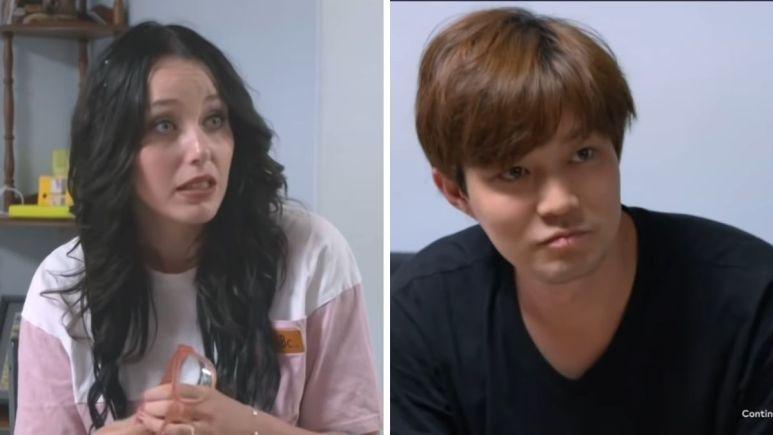 Jihoon Lee says Deavan Clegg threated to commit suicide
