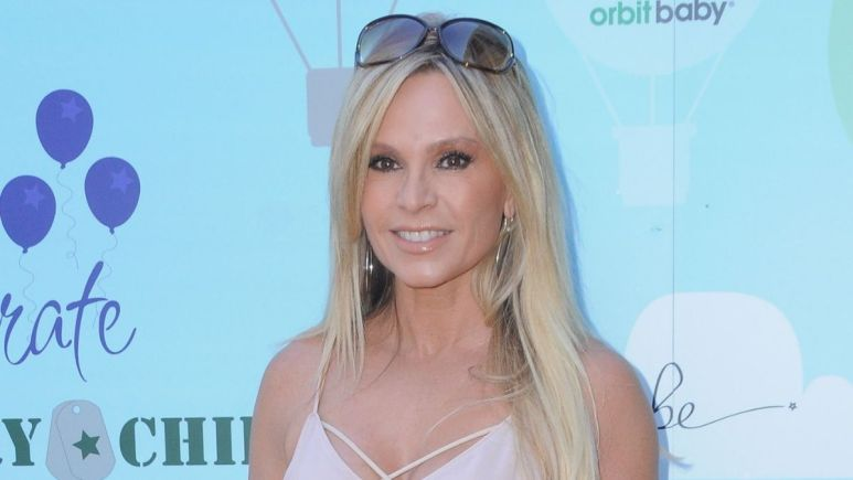 Tamra Judge talks about her 2017 cancer diagnosis