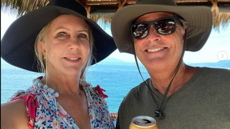 Vicki Gunvalson and Steve Lodge unfollow each other on social media sparking split rumors