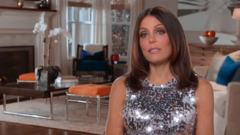 RHONY alum, Bethenny Frankel, says she told Dorinda how to handle herself after being fired from the show.