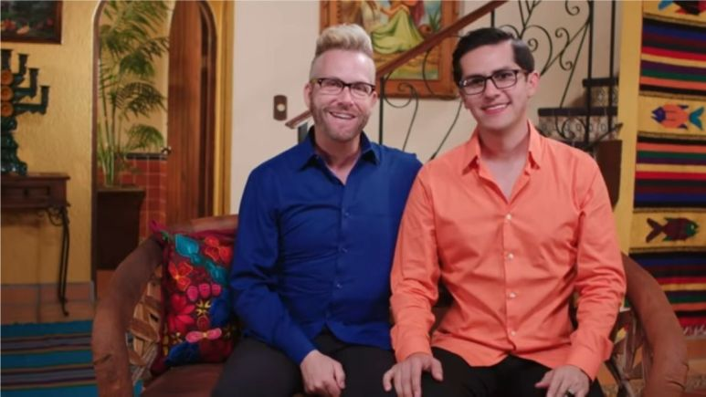 90 Day Fiance: The Other Way couple, Kenneth and Armando, head to a family dinner where the family meets Kenneth for the first time.