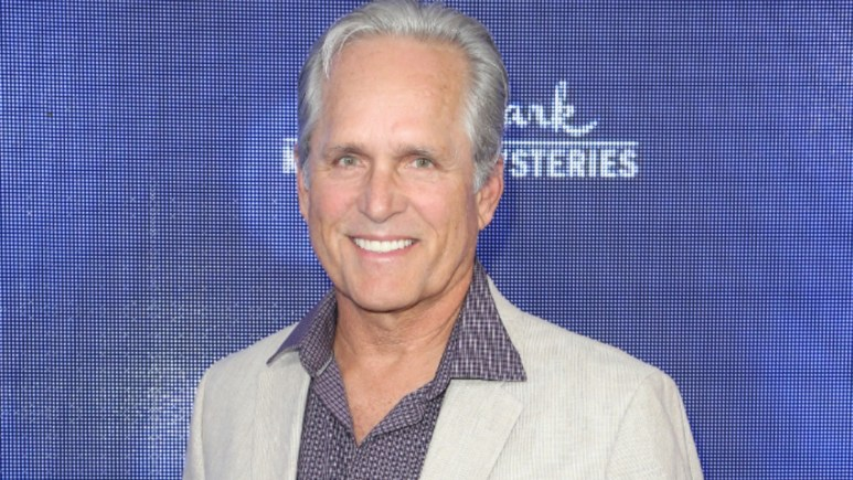Gregory Harrison at the 2019 TCA.