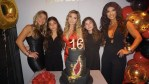 RHONJ teresa Giudice and daughters at Gabriella's sweet 16.