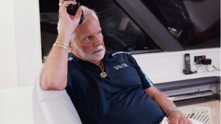 Below Deck's Captain gets pissed at charter guest in new preview clip.