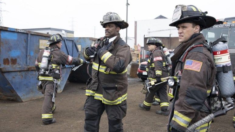 Chicago Fire On Call