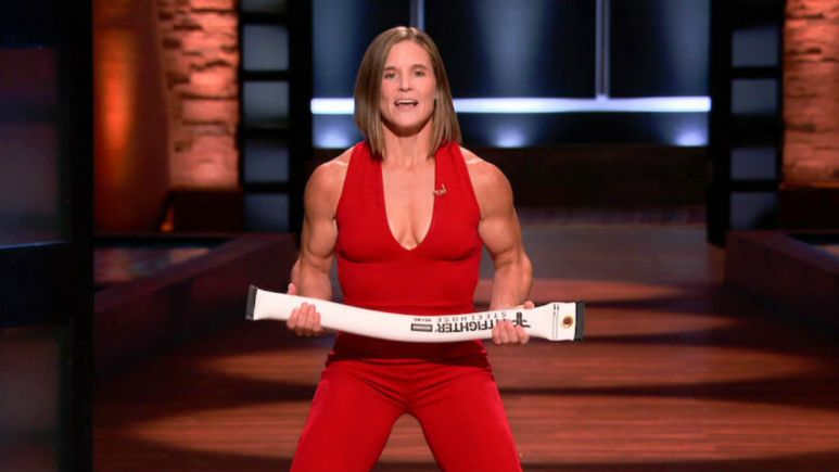FitFighter is the latest fitness craze and it is will be featured on SharkTank.