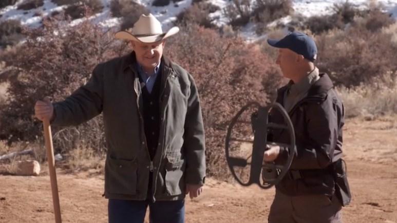 Gary Drayton and Bill Betenson on Beyond Oak Island