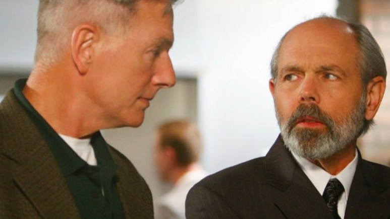 Gibbs And Fornell NCIS