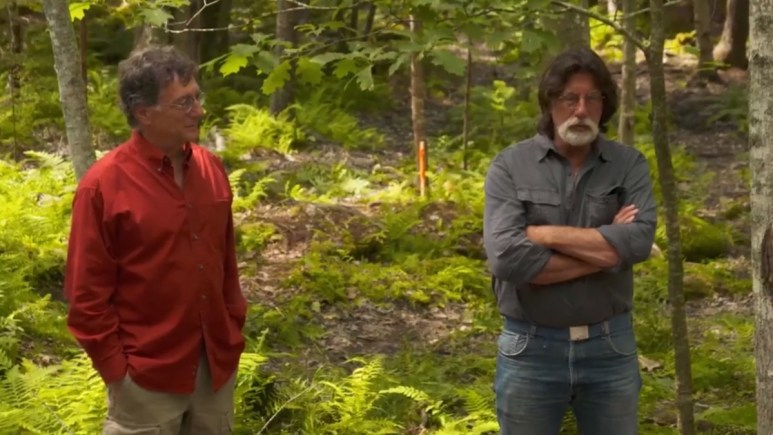 Rick and Marty are back on Oak Island
