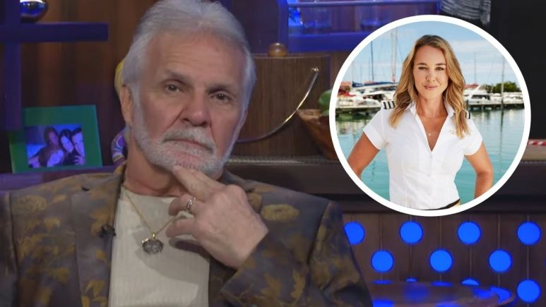 Captain Lee doesn't want Below Deck fans to pre-judge Francesca Rubi