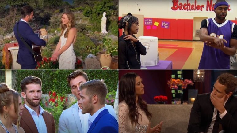 Top 10 most cringe worthy moments in Bachelorette history