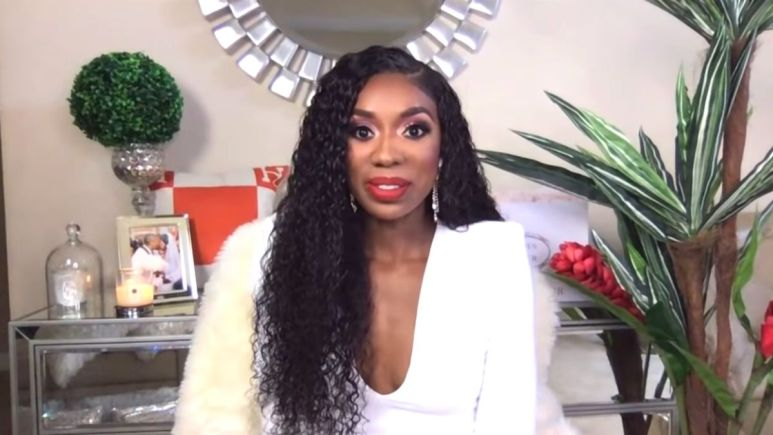 Wendy Osefo talks whose side she's on in the fight between Monique Samuels and Candiace Dillard