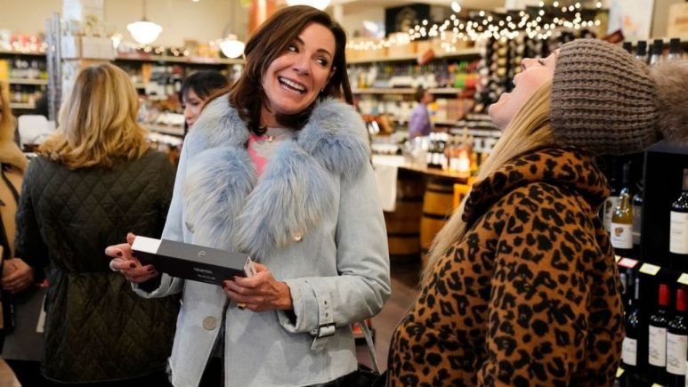 RHONY alum Luann de Lesseps says she wants to join Dancing with the stars