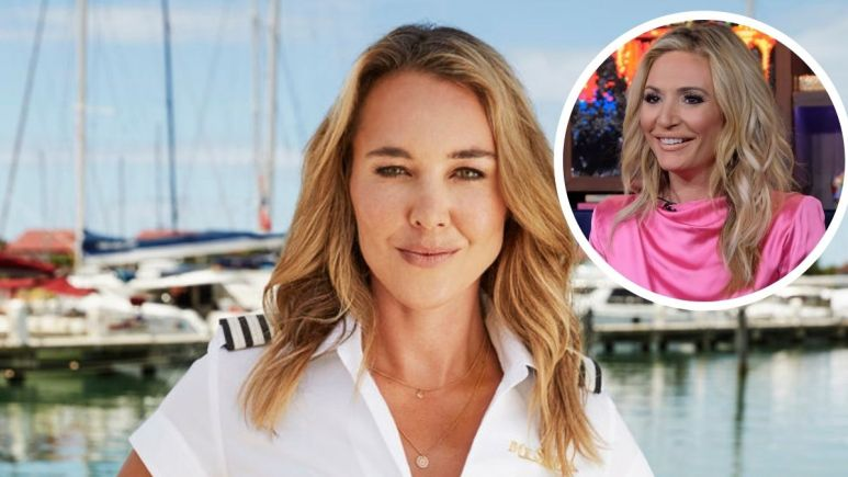 New Below Deck chief stew Francesca Rubi says Kate Chastain was a fantastic chief stew