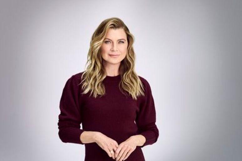 Ellen Pompeo is Meredith Grey