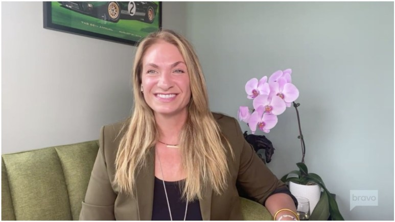 Heather Thompson returns to the RHONY